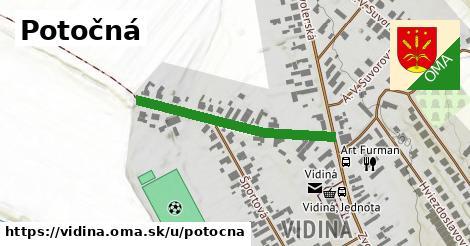 ilustrácia k Potočná, Vidiná - 317m