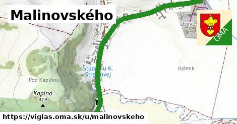 ilustrácia k Malinovského, Vígľaš - 1,61km