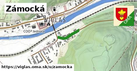 ilustrácia k Zámocká, Vígľaš - 129m