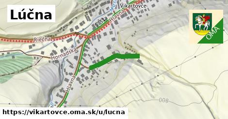 ilustrácia k Lúčna, Vikartovce - 399m