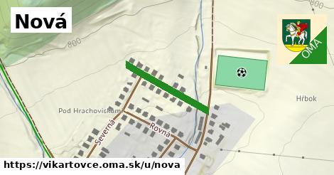 ilustrácia k Nová, Vikartovce - 132m