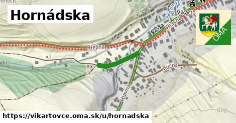 ilustrácia k Hornádska, Vikartovce - 489m