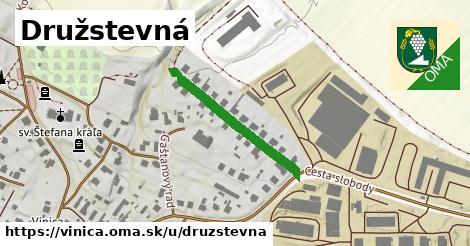 ilustračný obrázok k Družstevná, Vinica