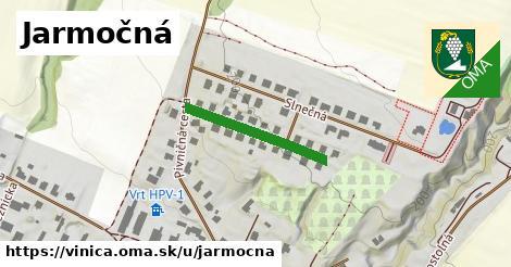 ilustrácia k Jarmočná, Vinica - 228m
