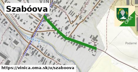 ilustračný obrázok k Szabóova, Vinica