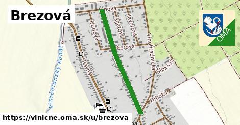 ilustrácia k Brezová, Viničné - 699m