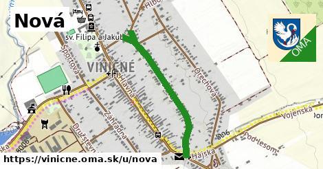 ilustrácia k Nová, Viničné - 0,73km