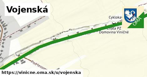 ilustrácia k Vojenská, Viničné - 0,86km