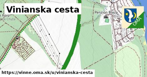 ilustrácia k Vinianska cesta, Vinné - 1,38km