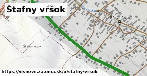 ilustrácia k Štafny vŕšok, Višňové, okres ZA - 0,73km