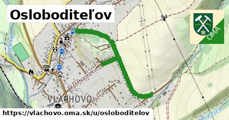 ilustrácia k Osloboditeľov, Vlachovo - 1,02km