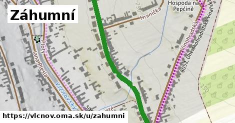 ilustrácia k Záhumní, Vlčnov - 519m