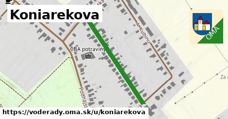 ilustrácia k Koniarekova, Voderady - 346m