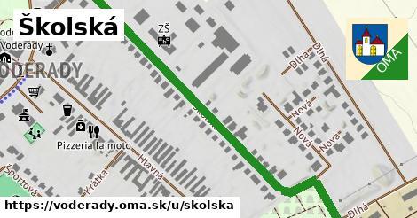 ilustrácia k Školská, Voderady - 0,76km