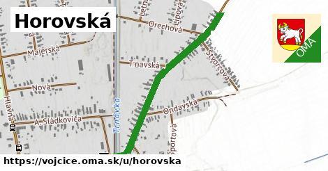 ilustrácia k Horovská, Vojčice - 0,86km