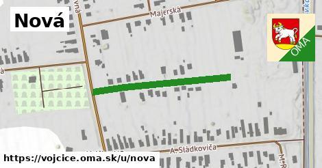 ilustrácia k Nová, Vojčice - 320m
