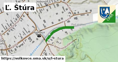 ilustrácia k Ľ. Štúra, Volkovce - 210m