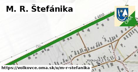 ilustrácia k M. R. Štefánika, Volkovce - 0,90km