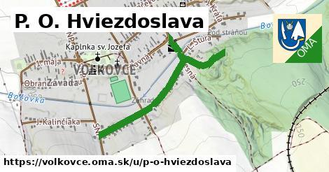 ilustrácia k P. O. Hviezdoslava, Volkovce - 1,27km
