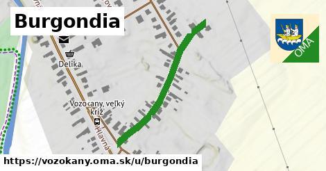 ilustrácia k Burgondia, Vozokany - 352m