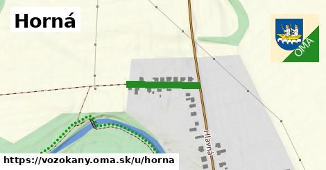 ilustrácia k Horná, Vozokany - 173m