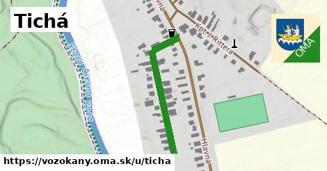 ilustrácia k Tichá, Vozokany - 311m