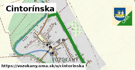 ilustrácia k Cintorínska, Vozokany - 0,82km