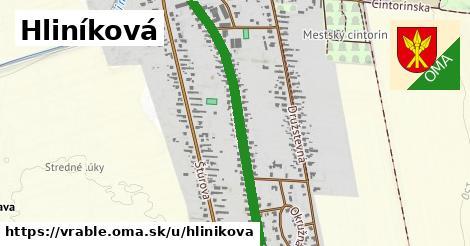 ilustračný obrázok k Hliníková, Vráble