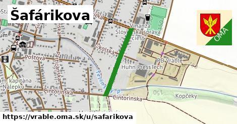 ilustrácia k Šafárikova, Vráble - 460m
