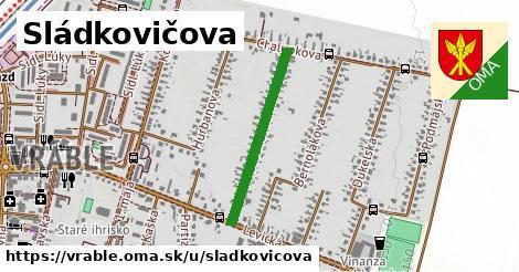 ilustrácia k Sládkovičova, Vráble - 533m