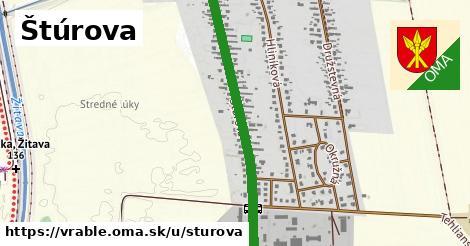 ilustrácia k Štúrova, Vráble - 1,24km