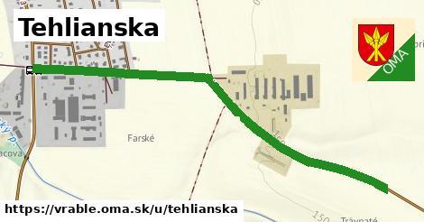 ilustrácia k Tehlianska, Vráble - 1,39km