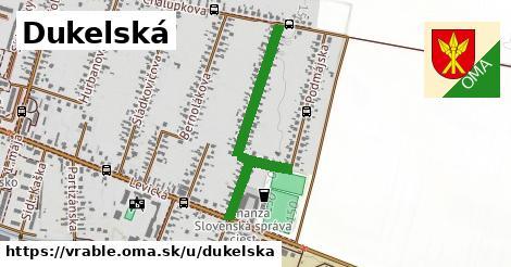 ilustrácia k Dukelská, Vráble - 0,75km