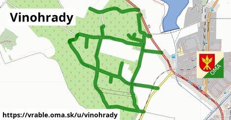 ilustrácia k Vinohrady, Vráble - 6,4km