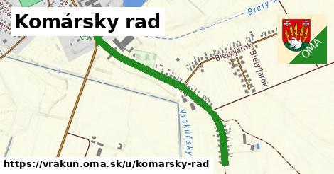 ilustrácia k Komársky rad, Vrakúň - 0,87km