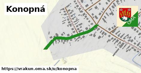 ilustrácia k Konopná, Vrakúň - 162m