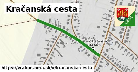 ilustrácia k Kračanská cesta, Vrakúň - 407m