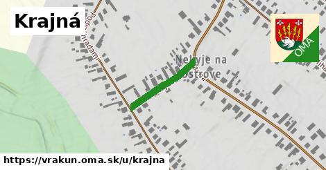 ilustrácia k Krajná, Vrakúň - 181m