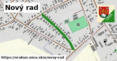 ilustrácia k Nový rad, Vrakúň - 304m