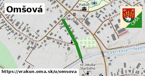 ilustrácia k Omšová, Vrakúň - 226m