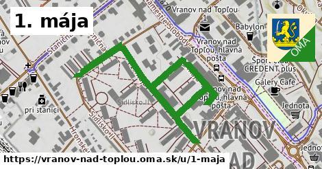ilustrácia k 1. mája, Vranov nad Topľou - 0,97km