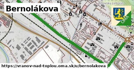 ilustrácia k Bernolákova, Vranov nad Topľou - 1,73km