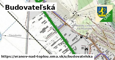 ilustrácia k Budovateľská, Vranov nad Topľou - 1,19km