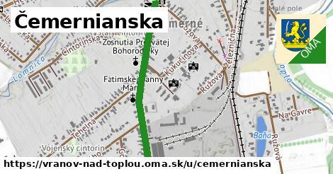 ilustrácia k Čemernianska, Vranov nad Topľou - 1,94km