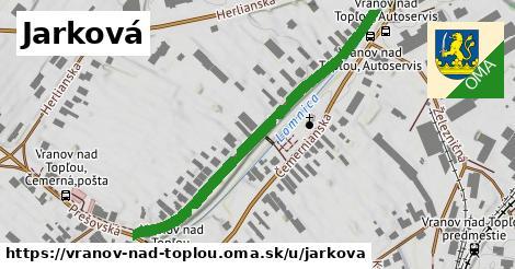 ilustrácia k Jarková, Vranov nad Topľou - 514m