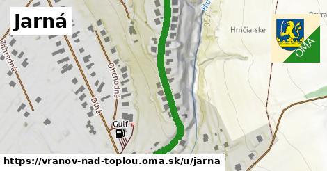 ilustrácia k Jarná, Vranov nad Topľou - 523m