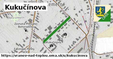 ilustrácia k Kukučínova, Vranov nad Topľou - 238m