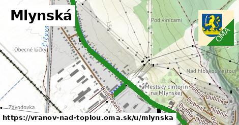 ilustrácia k Mlynská, Vranov nad Topľou - 1,86km