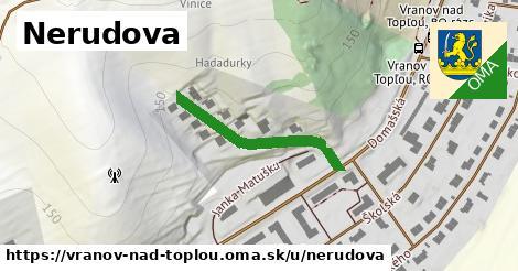 ilustrácia k Nerudova, Vranov nad Topľou - 273m