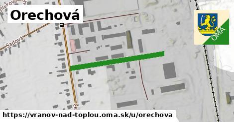 ilustrácia k Orechová, Vranov nad Topľou - 299m